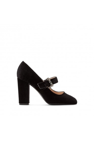 Pantofi cu toc MADEMOISELLE R GER234 negru