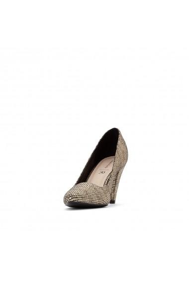 Pantofi cu toc MADEMOISELLE R GES387 auriu - els