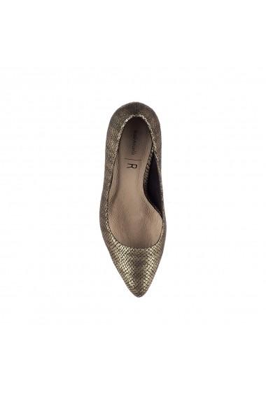 Pantofi cu toc MADEMOISELLE R GES387 auriu