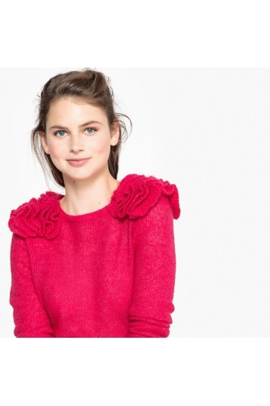 Pulover MADEMOISELLE R GEY729 fucsia
