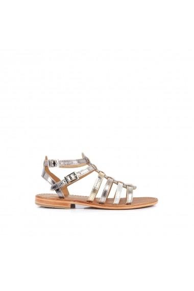 Sandale LES TROPEZIENNES par M BELARBI GGI284 argintiu