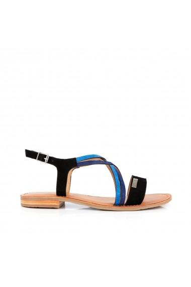 Sandale LES TROPEZIENNES par M BELARBI GHB150 negru