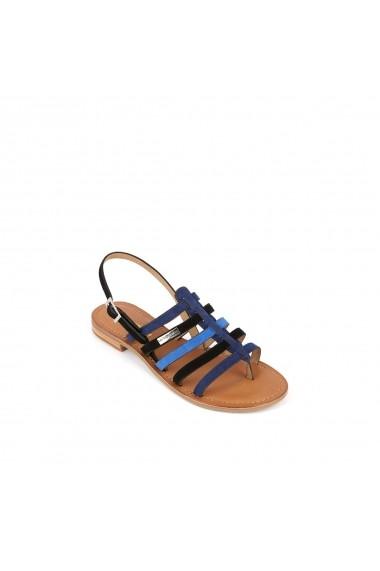 Sandale LES TROPEZIENNES par M BELARBI GHB161 albastru