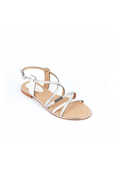 Sandale LES TROPEZIENNES par M BELARBI GHB179 alb