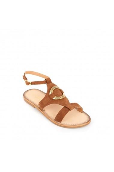 Sandale LES TROPEZIENNES par M BELARBI GHB270 maro