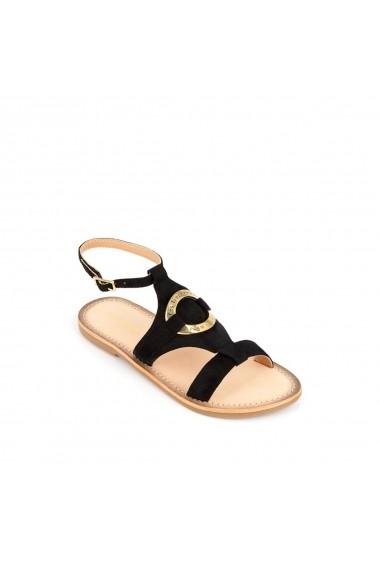 Sandale LES TROPEZIENNES par M BELARBI GHB270 negru
