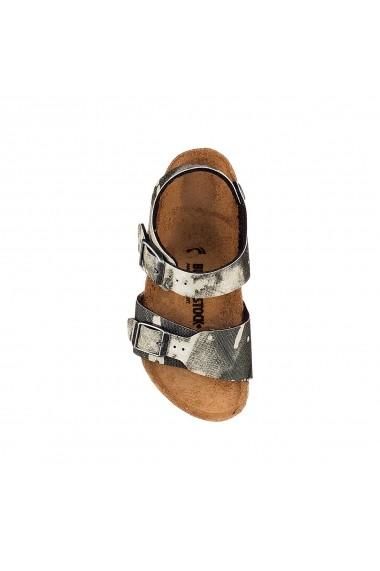 Sandale BIRKENSTOCK GFB368 gri