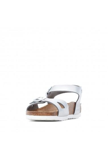 Sandale BIRKENSTOCK GGO867 argintiu