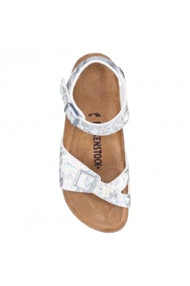 Sandale BIRKENSTOCK GGO886 argintiu