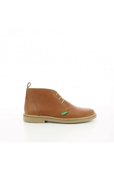 Pantofi KICKERS GGU566 camel