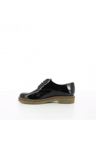 Pantofi brogue KICKERS GGU730 negru