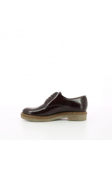 Pantofi brogue KICKERS GGU730 bordo