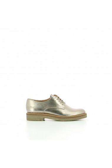 Pantofi brogue KICKERS GGU730 auriu