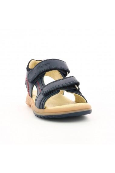 Sandale KICKERS GGE039 bleumarin
