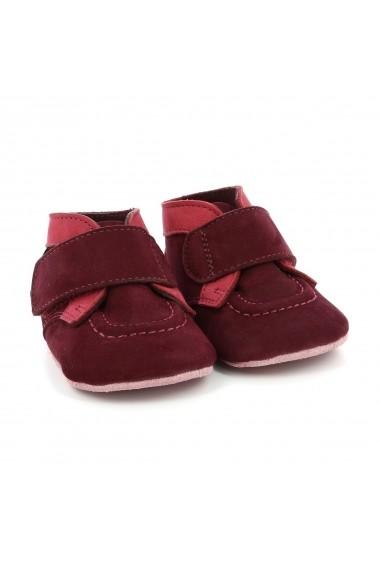 Pantofi sport KICKERS GFV957 bordo