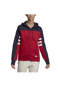 Jacheta sport ADIDAS PERFORMANCE GGP649 bordo