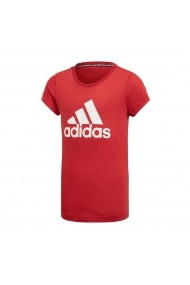 Tricou ADIDAS PERFORMANCE GGQ554 bordo
