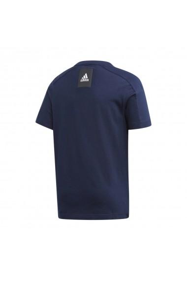 Tricou ADIDAS PERFORMANCE GGQ814 bleumarin