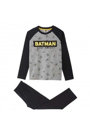 Pijama BATMAN GGQ575 gri