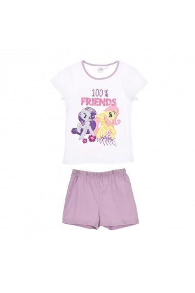 Pijama MY LITTLE PONY GGP947 alb
