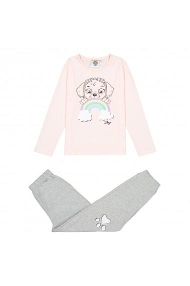 Pijama PAT PATROUILLE GGB231 gri