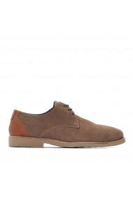 Pantofi derby REDSKINS GGA093 gri-bej