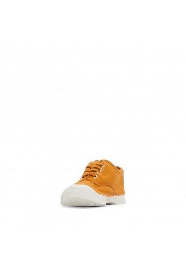 Pantofi sport BENSIMON GFO089 mustar - els