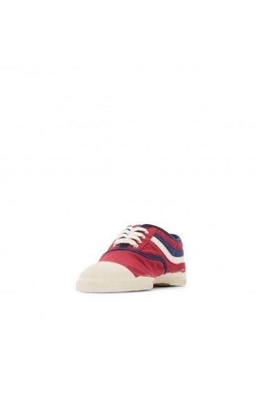 Pantofi sport BENSIMON GFO113 bordo