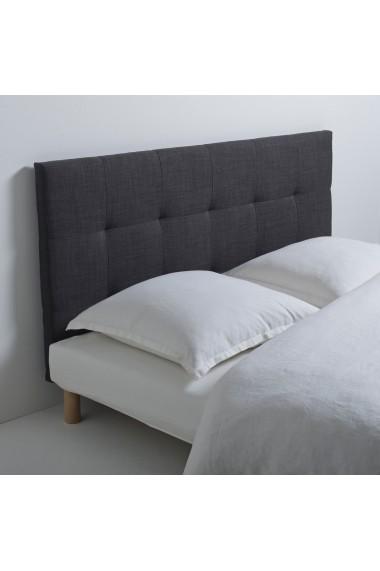 Tablie pentru pat La Redoute Interieurs AIP527 160 cm gri