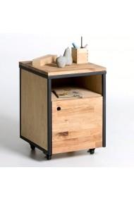 La Redoute Interieurs LRD-AJU528-black_wood-Unica Черен