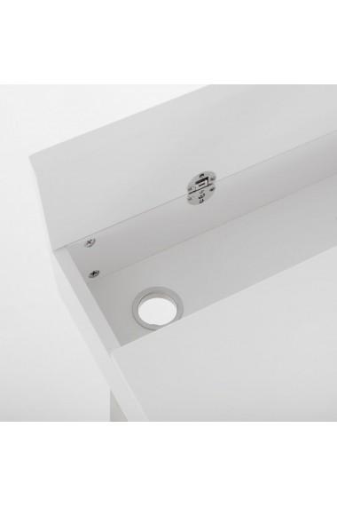 Extensie birou La Redoute Interieurs AUG127 alb