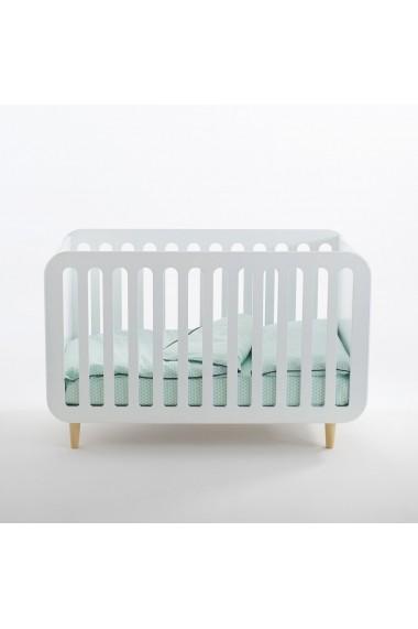 Pat pentru copii La Redoute Interieurs GBS199 60x120 cm alb