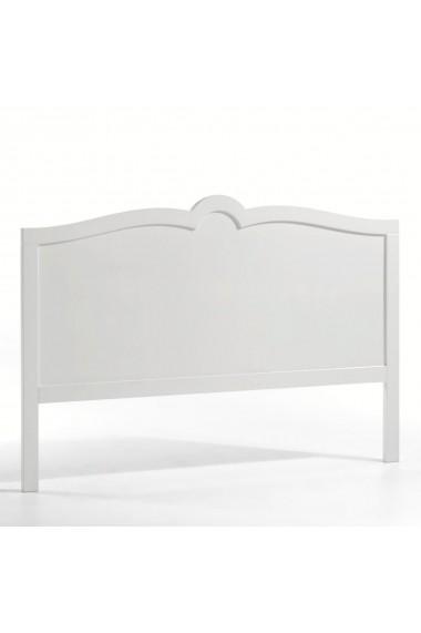 Tablie pentru pat La Redoute Interieurs GDL673 140 cm alb