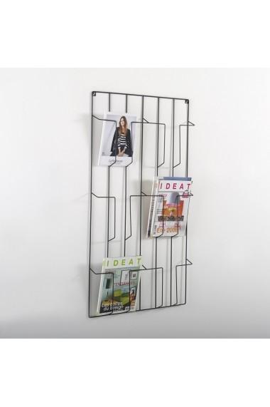Suport pentru reviste La Redoute Interieurs GAP607 negru