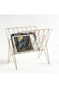 Suport pentru reviste La Redoute Interieurs GCM994 auriu