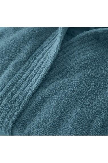 Halat de baie La Redoute Interieurs AGS562 albastru