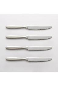 Set 4 cutite La Redoute Interieurs GCZ248 argintiu - els