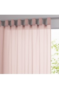 Perdele La Redoute Interieurs AKG650 350x140 cm roz