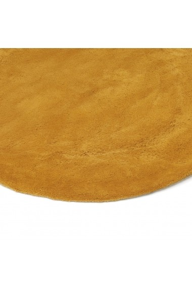 Covor La Redoute Interieurs GCS701 Diam 70 cm galben