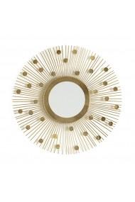 Oglinda La Redoute Interieurs GDF535 auriu