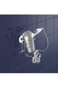 Suport pentru uscatorul de par La Redoute Interieurs DLX584 argintiu