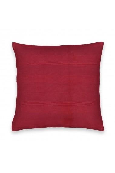 Fata de perna La Redoute Interieurs GCI303 40x40 cm rosu
