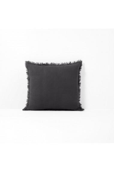 Husa pentru perna La Redoute Interieurs GDR017 60x40 cm gri