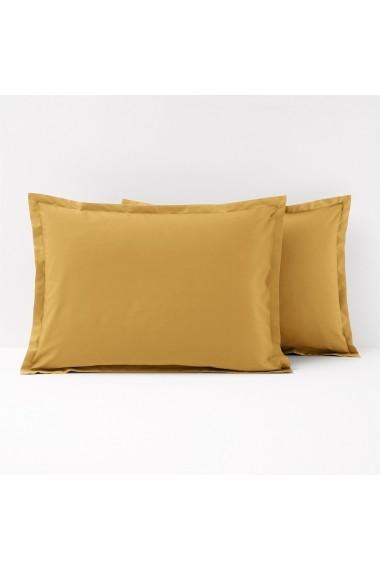 Fata de perna La Redoute Interieurs GCH045 63x63 cm galben
