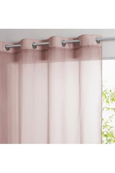 Perdele La Redoute Interieurs AKG652 180x140 cm roz