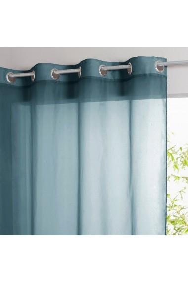 Perdele La Redoute Interieurs AKG652 240x140 cm albastru