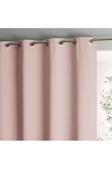 Perdea La Redoute Interieurs AKG667 250x140 cm roz