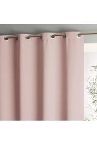 Perdea La Redoute Interieurs AKG667 350x140 cm roz