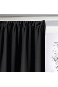 Draperie La Redoute Interieurs AKG708 250x140 cm negru