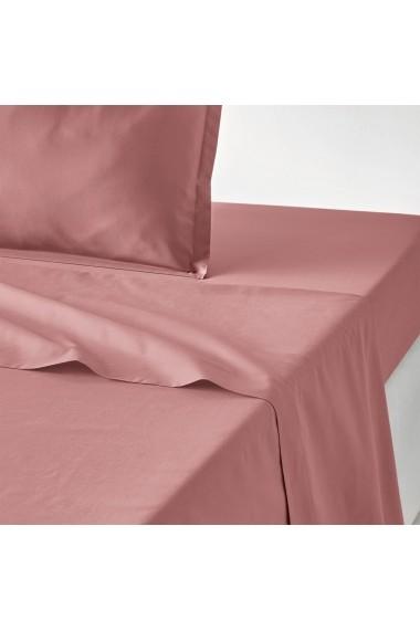 Cearsaf La Redoute Interieurs GCH044 180x290 cm roz - els